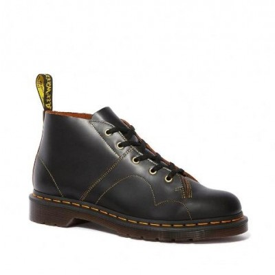 Dr Martens Church Vintage Boot - Black