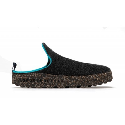 Asportuguesas Come Slipper - Anthracite