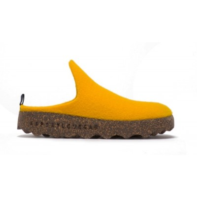 Asportuguesas Come Slipper - Yellow