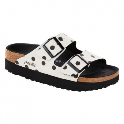 Birkenstock Arizona Papillio - Black Dots
