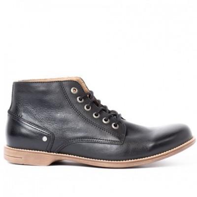 Sneaky Steve Crasher - Black Leather