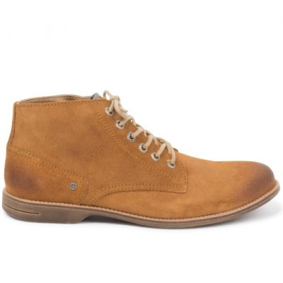 Sneaky Steve Crasher - Tan Suede