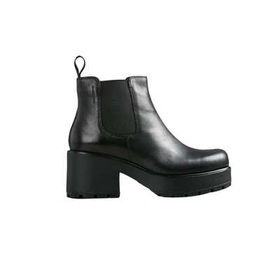 Vagabond Dioon chelsea boot - Black
