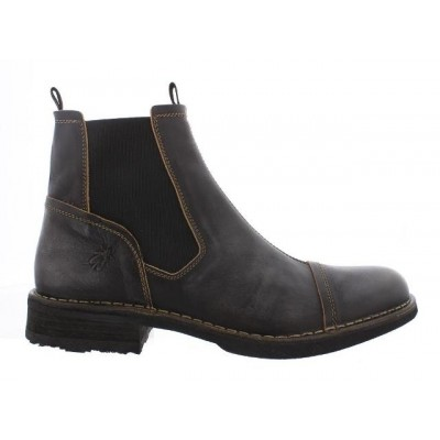 Fly London Ramz Chelsea Boot Black