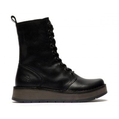 Fly London Rami Boot - Black