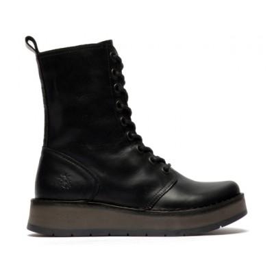 Fly London Rami Boot - Black