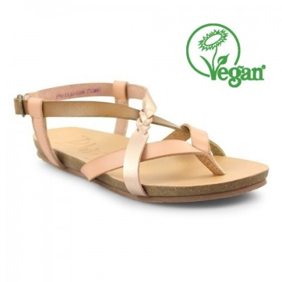 Blowfish Malibu Granola Vegan -Tan/Gold