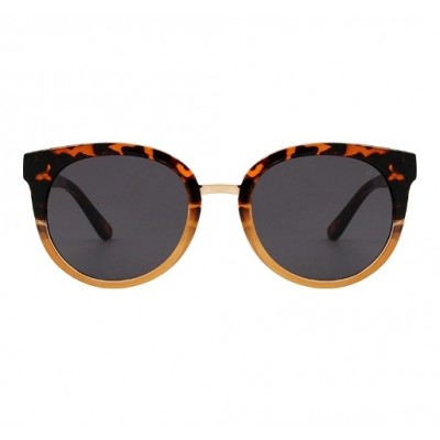 A.Kjaerbede Sunglasses - Gray (Demi Tortoise)