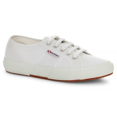 Superga Men's 2750 Cotu Classic Trainer in White