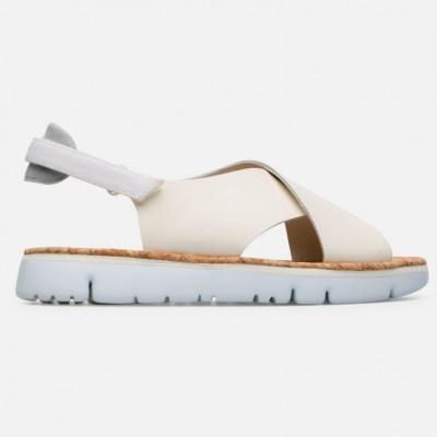Camper Oruga Crossover Sandal - beige