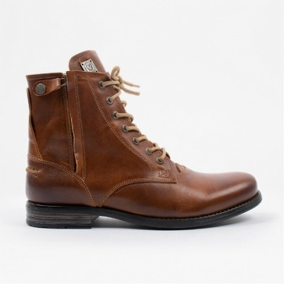 Sneaky Steve Kingdom Boot - Cognac
