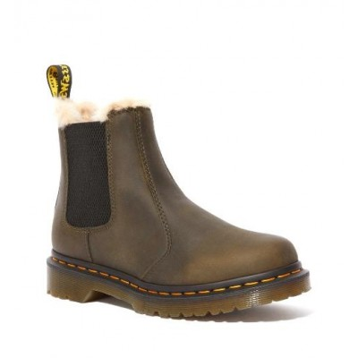 Dr Martens 2976 Leonore Boot - Olive