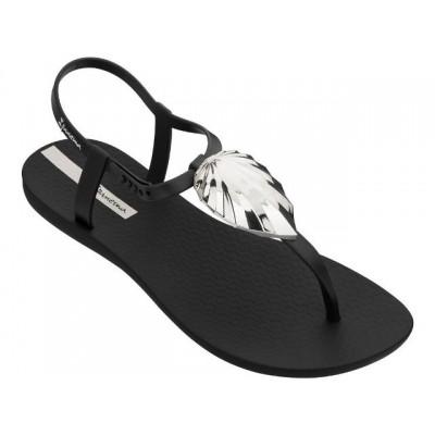 Ipanema Leaf sandal - Black