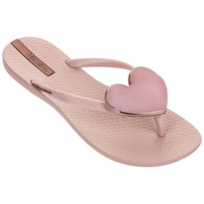 Ipanema Maxi Heart Sandal - Rose