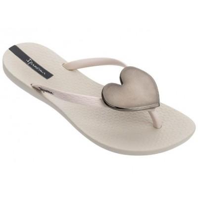 Ipanema Maxi Heart Sandal - Cream