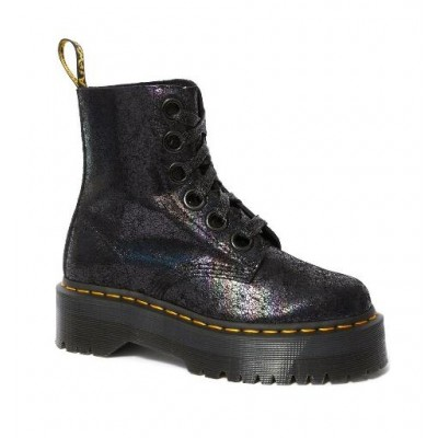 Dr Martens Molly -  Crackle Iridescent