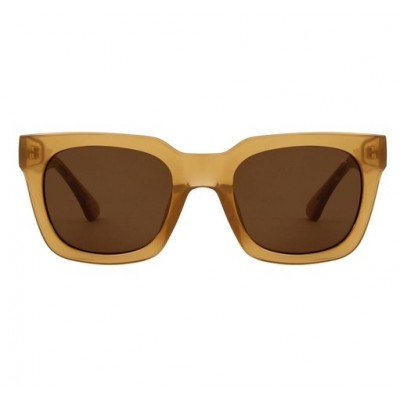 A.Kjaerbede Sunglasses - Nancy (Light Brown Transparent)