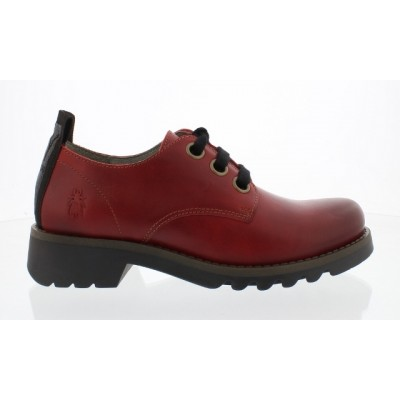 Fly London Ruda - Red