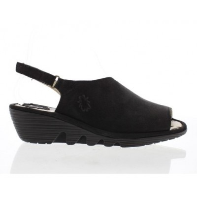Fly London Palp - Black