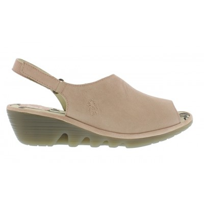 Fly London Palp - Nude Pink