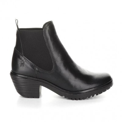 Fly London Wasp Boot - Black