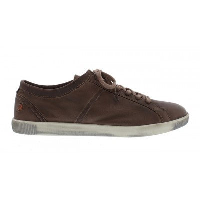Softinos Tom leather trainer-Brown