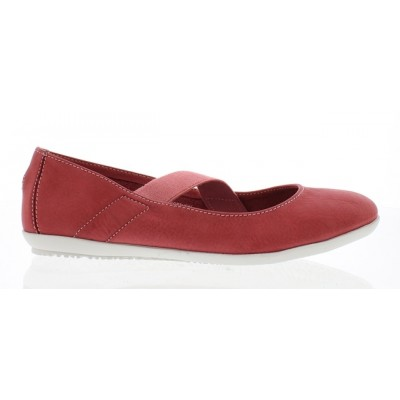 Softinos Women's Ock in Red