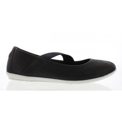 Softinos Women's Ock in Black