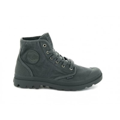 Palladium Pampa High - Grey (Metal)