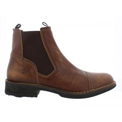 Fly London Ramz Chelsea Boot Tan