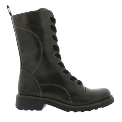 Fly London Reba Boot - Diesel