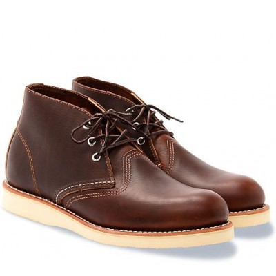 Red Wing Heritage Chukka Boot - Brown