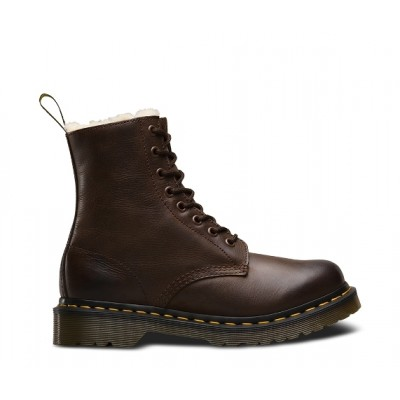 Dr Martens 1460 Serena - Dark Brown