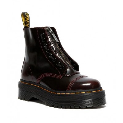 Dr Martens Sinclair zip Boot - Cherry Red
