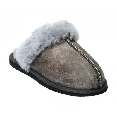 Shepherd of Sweden Jessica Slipper - Grey