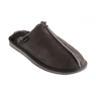 Shepherd of Sweden Hugo Slipper - Grey