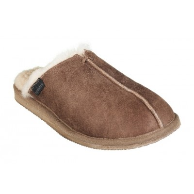 Shepherd of Sweden Hugo Slipper - Cognac