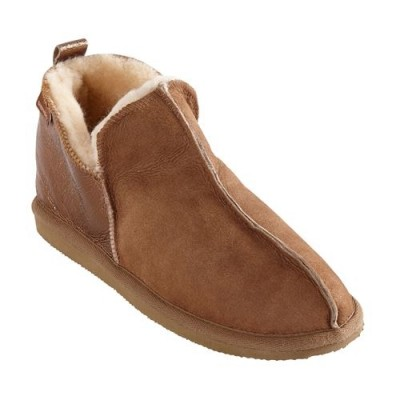 Shepherd of Sweden Anton Slipper - Cognac