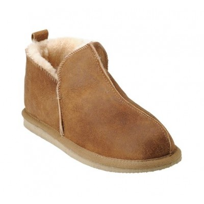Shepherd of Sweden Annie Slipper - Cognac
