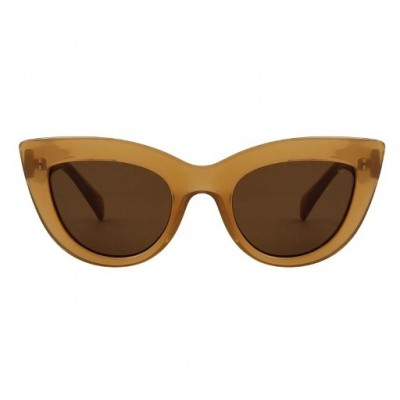 A.Kjaerbede Sunglasses - Stella (Light Brown Transparent)