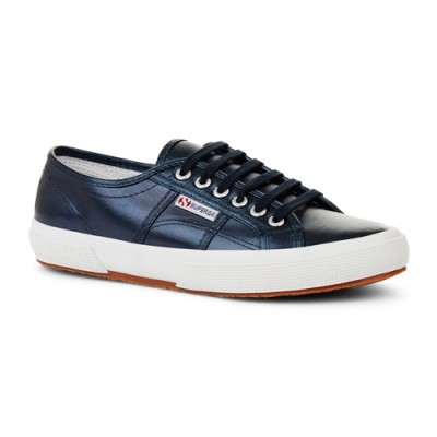 Superga 2750 Cotmetu - Metallic Blue