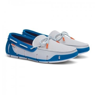 Swims Stride Loafer Grey/Blue
