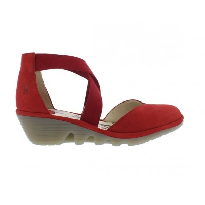 Fly london Paco - Lipstick Red