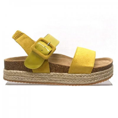 Refresh 'Four' - Yellow/Patent