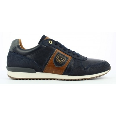 Pantofola D'oro Umito - Blue Leather