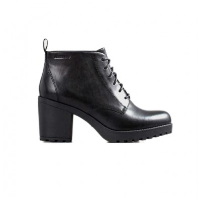 Vagabond Grace Lace Leather Boot