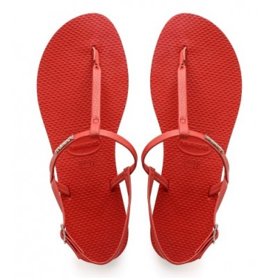 Havaianas Flip Flops You Riviera - Red