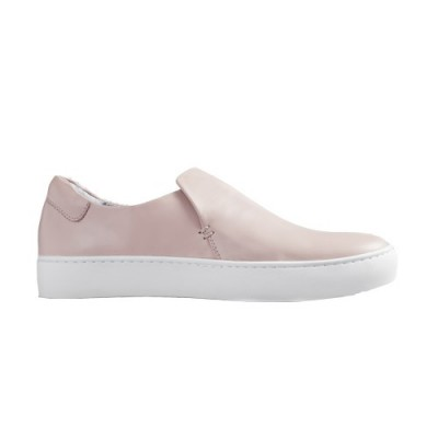 Vagabond Zoe Milkshake Leather Slip-On