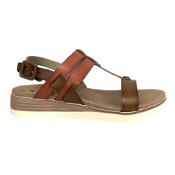 XTI Capricorn Sandals - Tan