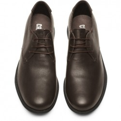 Camper 1913 Classic lace shoe- Brown leather